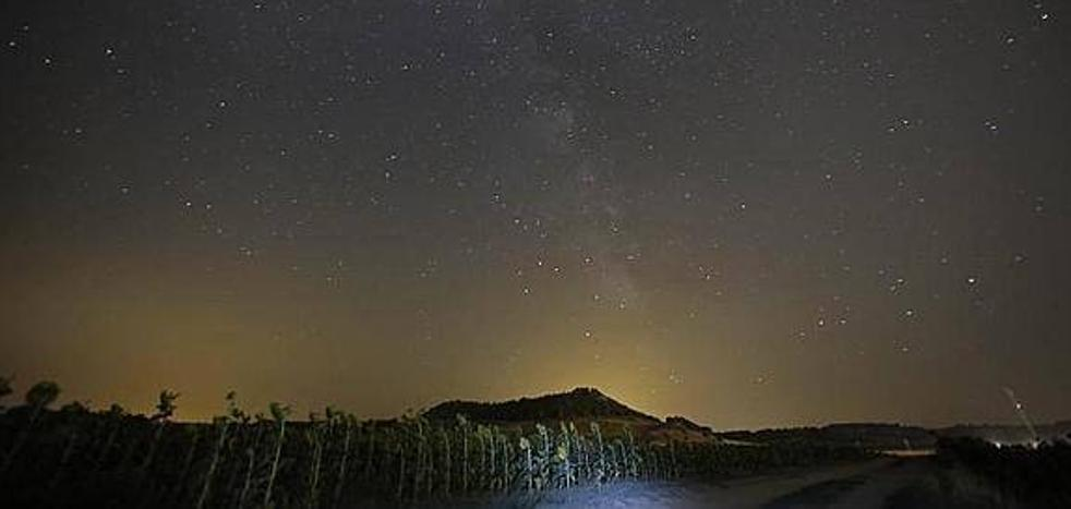 Noche astronómica en Cornatel