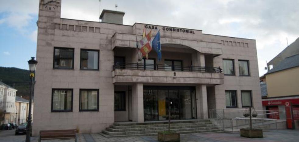 La Junta de Gobierno de Fabero aprueba cuatro proyectos para obras por valor de 151.000 euros