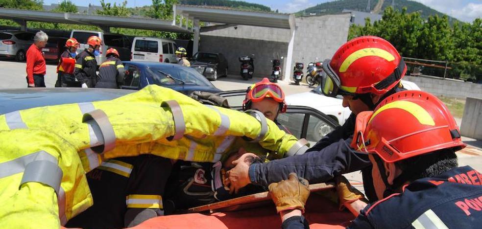 Ponferrada y Diputación acercan posturas sobre el parque de bomberos aunque con el escollo del área de cobertura