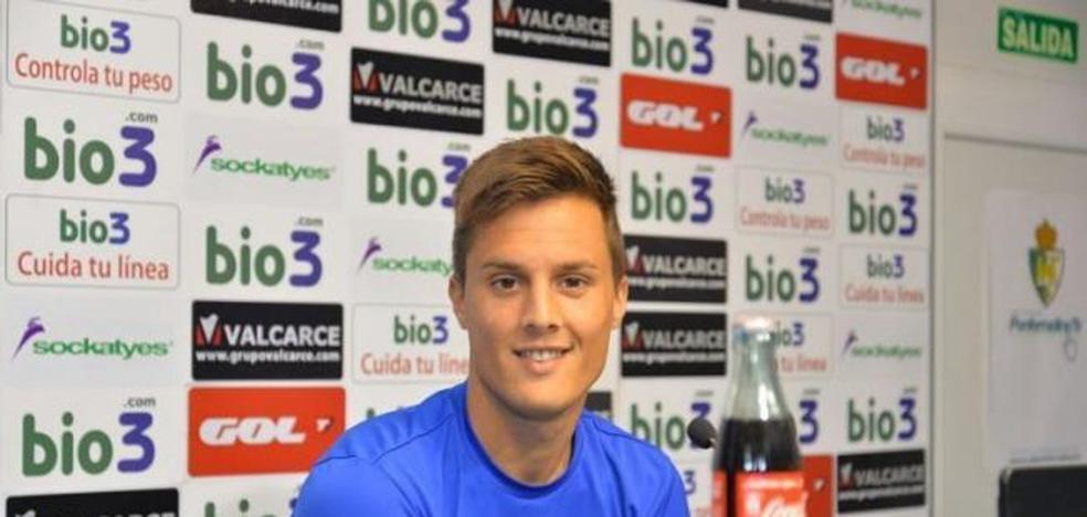 Adán Gurdiel rescinde su contrato con la Deportiva