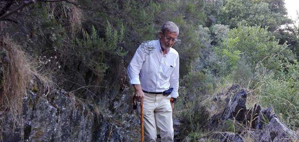 Descubren un nuevo canal romano en las inmediaciones de Páramo del Sil