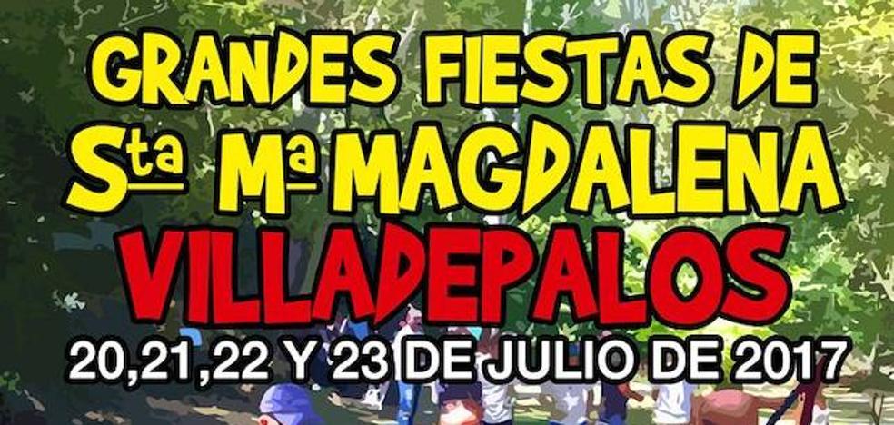 Villadepalos celebra sus fiestas en honor a Santa María Magdalena