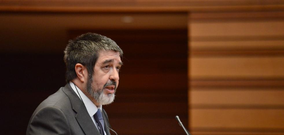 Cs denuncia posibles incumplimientos en la restauración de una explotación de áridos en Sobrado