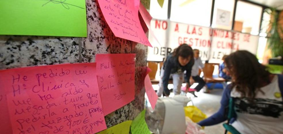 La Coordinadora Anti Privatización denuncia la situación «calamitosa» de la sanidad en El Bierzo