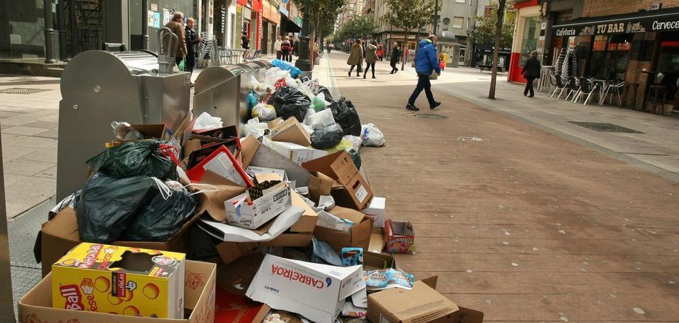 Ponferrada confía en que FCC cumpla el acuerdo plenario que permita desconvocar la huelga de basuras