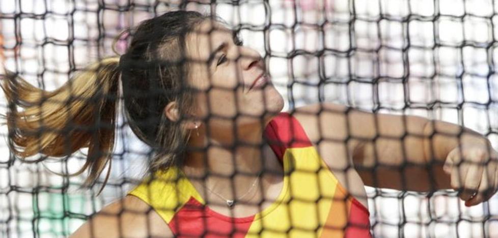 Sabina Asenjo no se clasifica para la final del Mundial de Londres