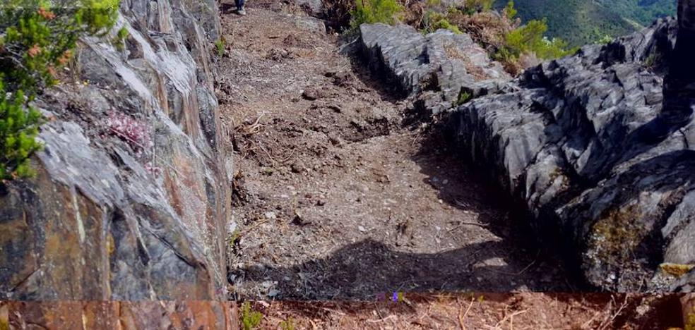 Ciudadanos pide la revisión y ampliación de la protección de los canales romanos de Las Médulas