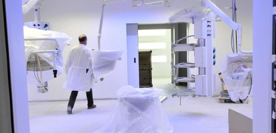 Sacyl contrata la dotación de equipos para los quirófanos del hospital por valor de 131.500 euros