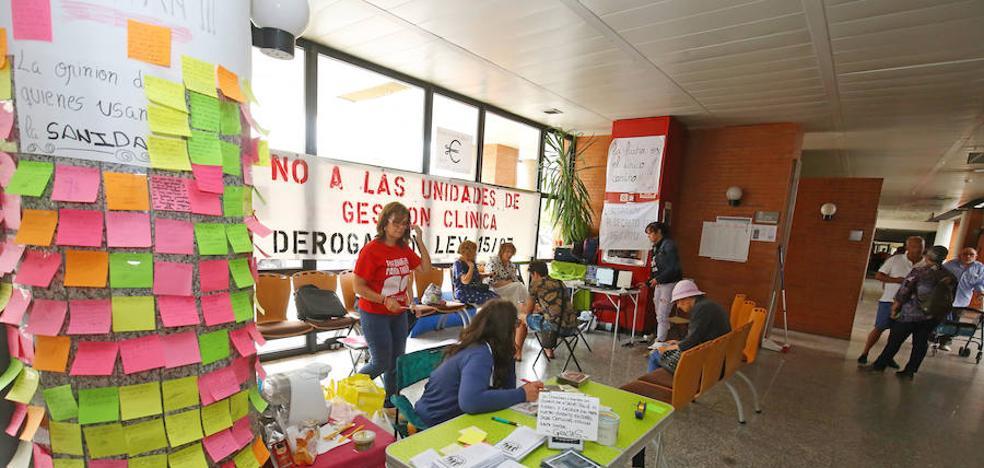 El Procurador del Común admite a trámite las demandas de los encerrados en el Hospital del Bierzo
