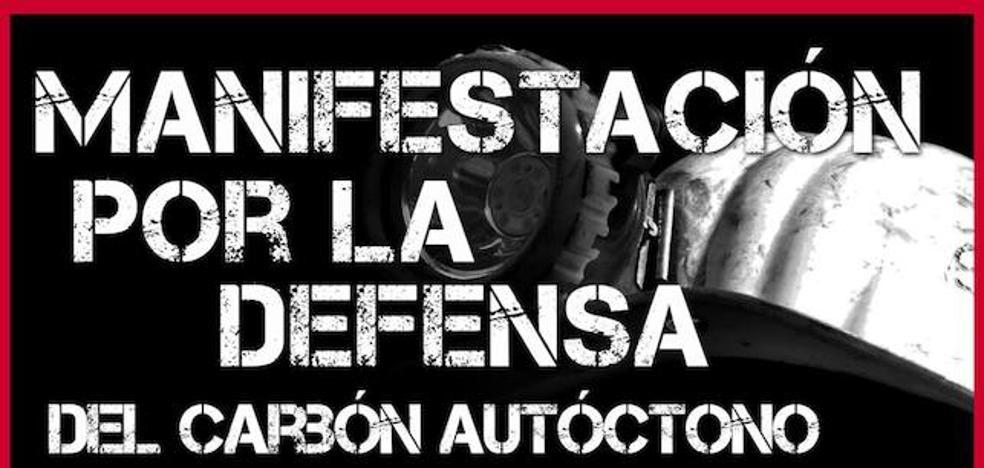 Los municipios mineros piden la participación de la población de las cuencas en la manifestación del martes