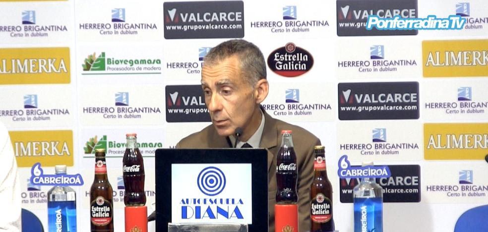 Terrazas: «Es improbable que pasemos la eliminatoria pero no imposible»