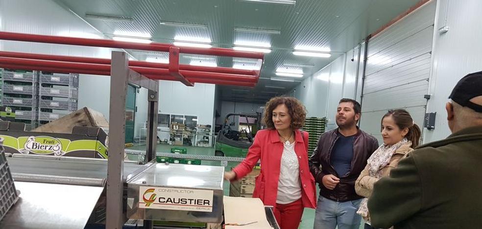 Ponferrada amplía su compromiso con los agricultores y fruticultores del municipio