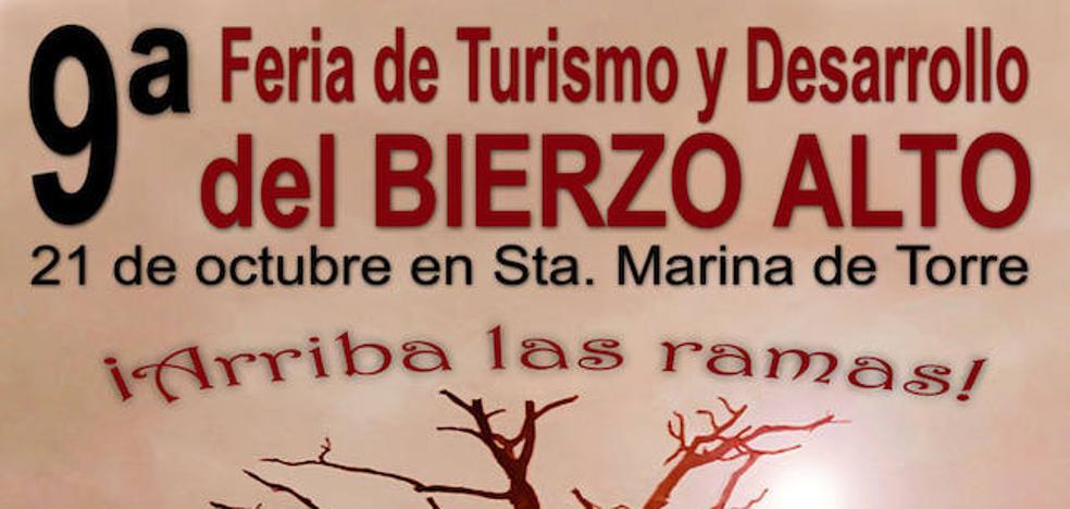 Santa Marina de Torre acoge la novena Feria de Turismo y Desarrollo del Bierzo Alto