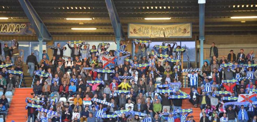 La Deportiva saca el miércoles a la venta las entradas para el partido de Copa