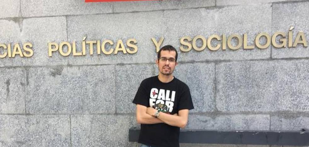 El berciano Ricardo Bouzas analizará en París las posibilidades de que irrumpa la ultraderecha en España