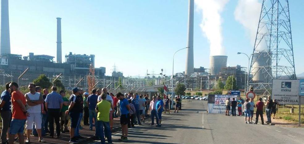 El acuerdo entre Endesa y Astur Leonesa permite a la minera ponerse al día de los pagos con sus empleados