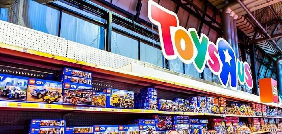 """Toys """"R"""" Us desembarca en Ponferrada"""