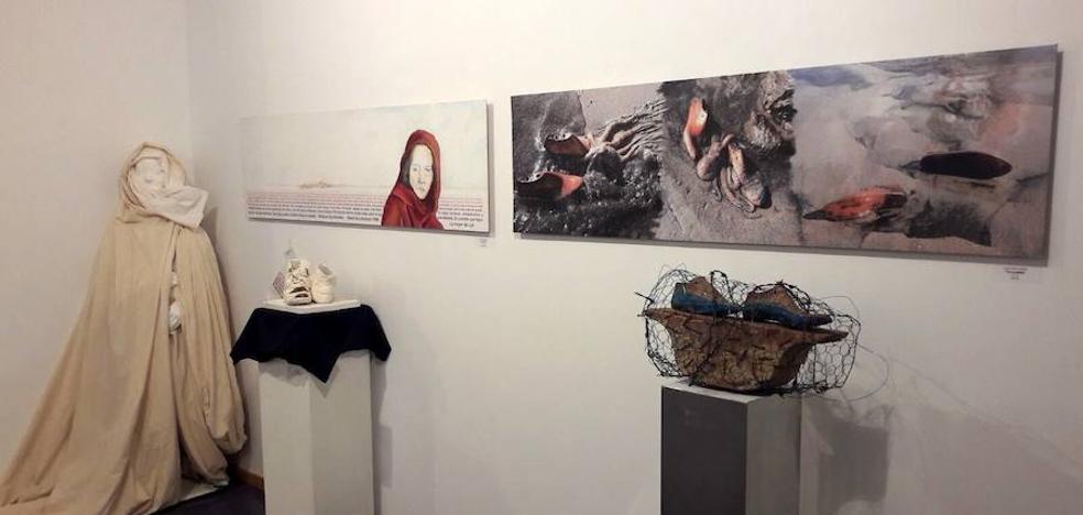 El colectivo 'Nosotras' inaugura la oferta cultural del Campus de Ponferrada