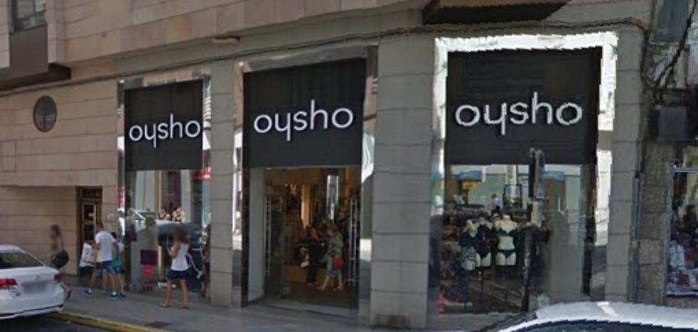Inditex cerrará la tienda de Oysho en el centro de Ponferrada