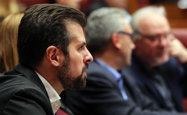 La Junta pide a Tudanca que convenza a Sánchez para que apoye el decreto contra el cierre de térmicas