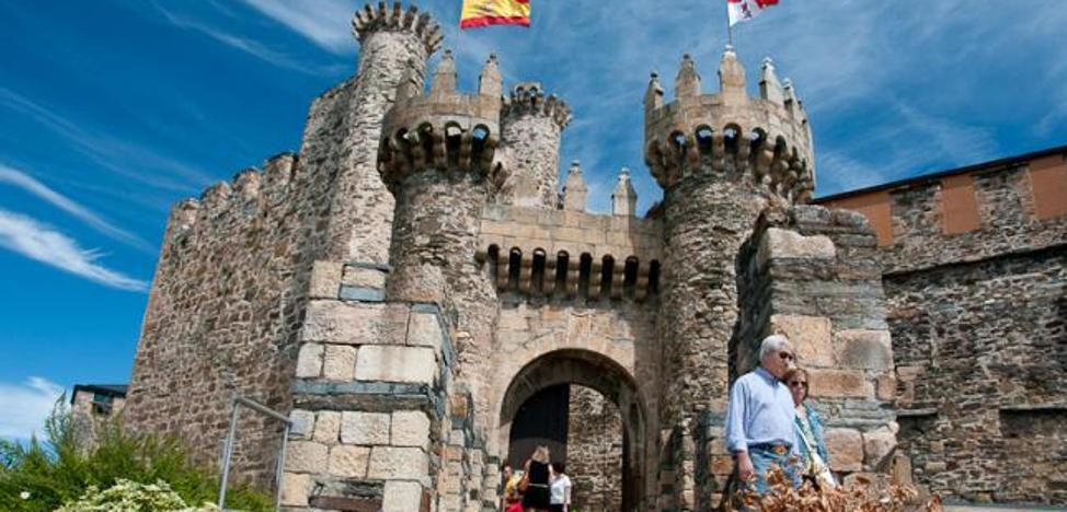 La rehabilitación del Castillo Viejo pasa el primer corte para optar a las ayudas del 1,5% cultural
