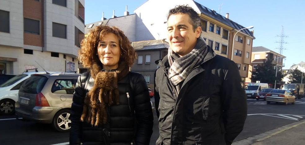 Merayo estrena el reasfaltado de Avenida de Galicia y anuncia 240.000 en mejora de viales