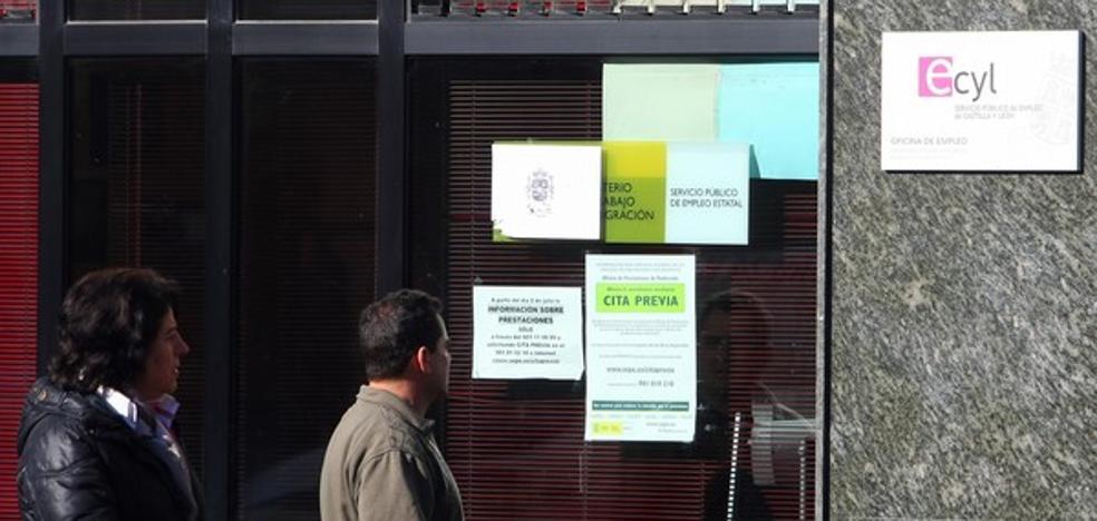 La comarca del Bierzo vuelve a superar en noviembre la barrera de los 11.000 desempleaods