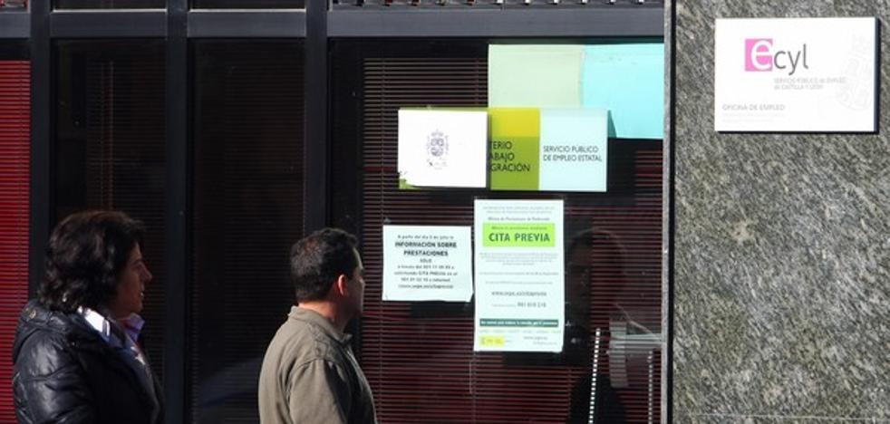 La subida del paro en el sector servicios vuelve a elevar por encima de 34.000 los desempleados en León