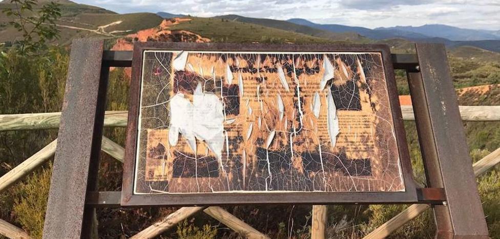 Ciudadanos reclama inversiones para la mina romana de oro de 'La Leitosa' en Villafranca del Bierzo