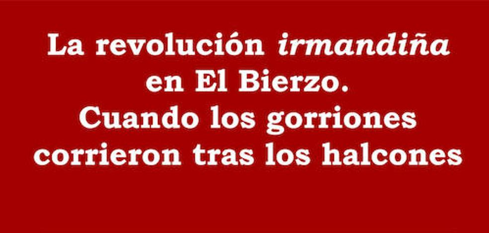 Fermín López presenta el viernes en Ponferrada un libro sobre la revolución irmandiña en el Bierzo