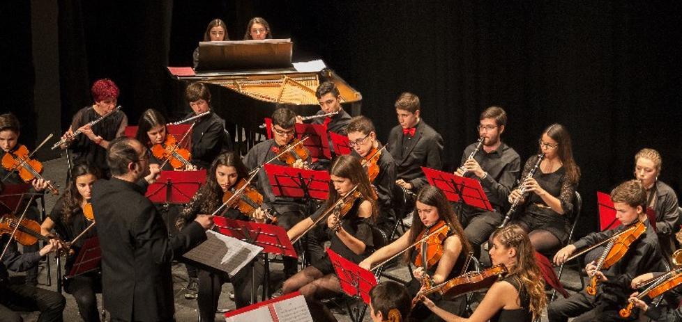 La orquesta del 'Nuevo Mundo'