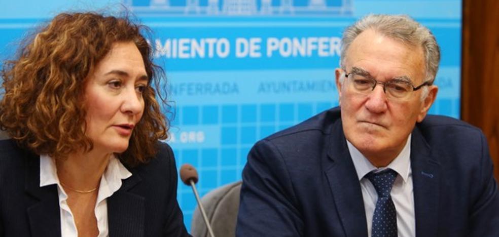 Ponferrada y O Barco solicitan a la UE la mejora del trazado ferroviario por el Manzanal aprovechando la antigua N-VI