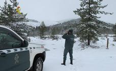 La Guardia Civil rescata a una peregrina desorientada en los montes de El Acebo