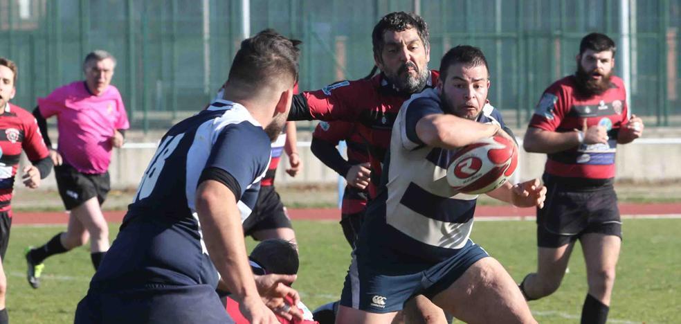 Bierzo Rugby vuelve a la competición tras el parón navideño