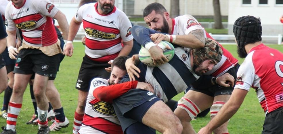 Bierzo Rugby se queda helado