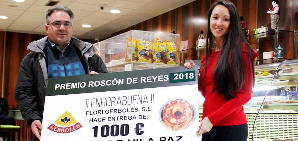 El roscón de los 1.000 euros