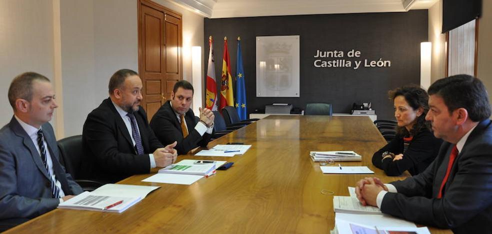 Consejo y Junta avanzan en un nuevo convenio para dar estabilidad económica a la institución comarcal