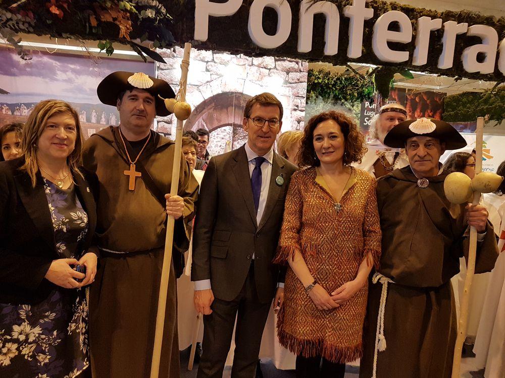 Ponferrada se presenta en Fitur