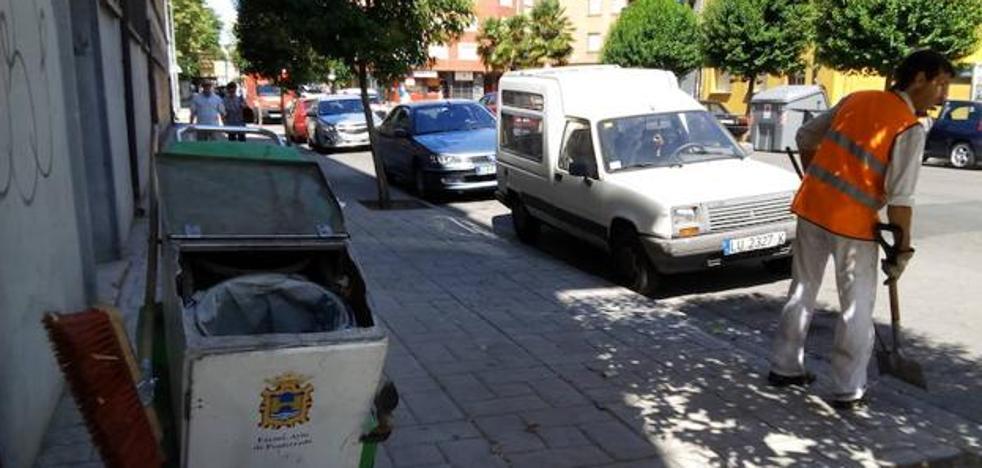 Mendo anuncia que el pleno de febrero debatirá la propuesta para adjudicar a Urbaser el contrato de limpieza