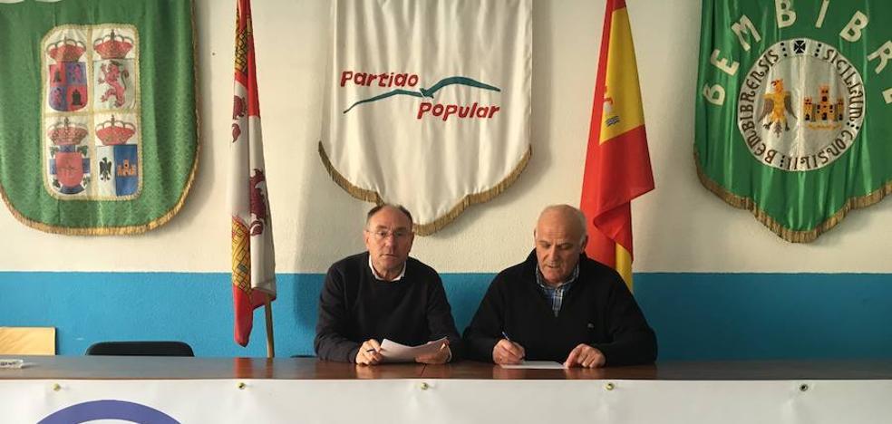 El PP de Bembibre constituirá el próximo lunes su junta local tras la reelección de Benavides como presidente