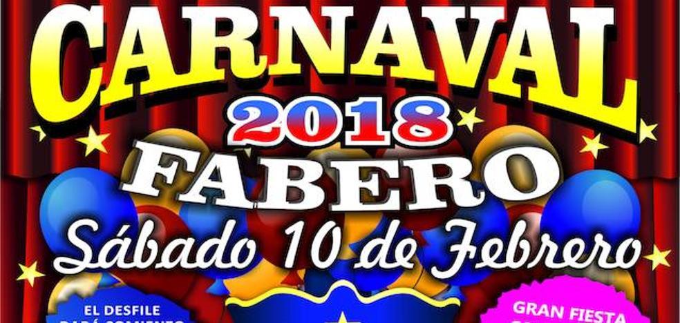 Fabero celebra su desfile de carnaval el 10 de febrero con 2.450 euros en premios