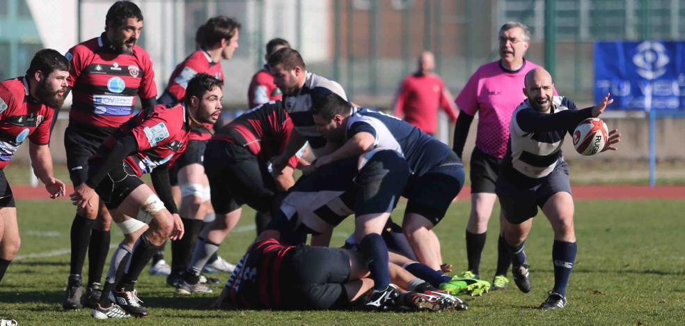 Bierzo Rugby recibe el domingo al líder invicto, el Belenos