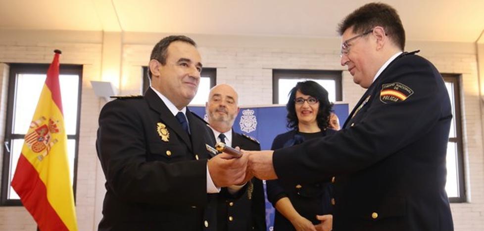 El nuevo comisario centrará su labor en la lucha contra la violencia de género, el narcotráfico y la ciberdelincuencia