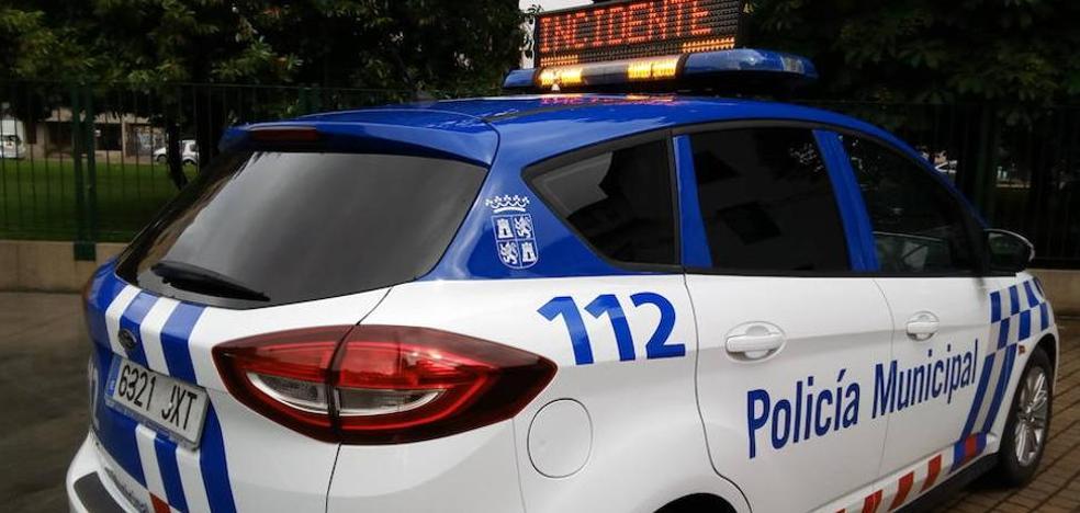 Dos denunciados en Ponferrada por pelearse en la calle durante el fin de semana