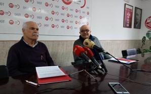 UGT y CCOO recogerán firmas y cartas en Lazúrtegui y centros de día para reclamar una mayor subida para las pensiones