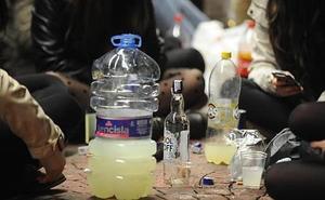 Ponferrada registra nueve denuncias por practicar 'botellón' durante el lunes de Carnaval