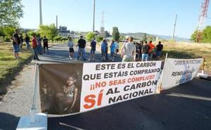 Los mineros de Astur Leonesa se concentran mañana en Oviedo para reclamar el pago de las nóminas atrasadas