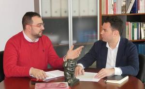 El PSOE de León y Asturias exigen al Gobierno que dé «protección especial» al carbón autóctono
