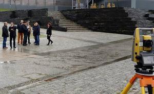 Alumnos del Campus de Ponferrada se forman en el uso de equipos de Geomática y Topografía de última generación