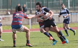 Bierzo Rugby sucumbe ante La Calzada